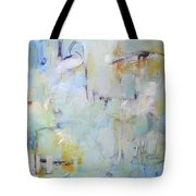Lilypad Pond Tote Bag
