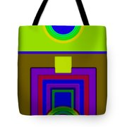 Lime Driver Tote Bag