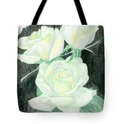 Lime Sublime Tote Bag