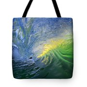 Limelight Tote Bag by Sean Davey