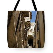 Limestone And Sharp Shadows - Old Town Noto Sicily Italy Tote Bag