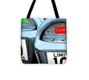 Limit 10 Hours Tote Bag