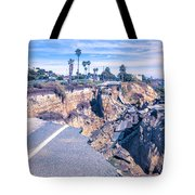 Limited Beach Access Tote Bag