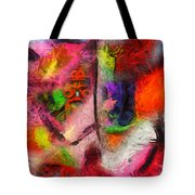Limitless Freedom Tote Bag