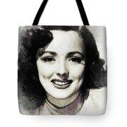 Lina Romay Tote Bag