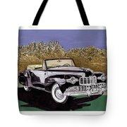 Lincoln Continental Mk I Tote Bag