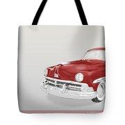 Lincoln Cosmopolitan Sedan Tote Bag
