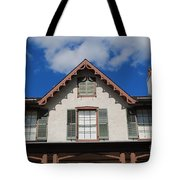 Lincoln Cottage Tote Bag