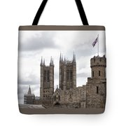 Lincoln Tote Bag by Joanna Madloch