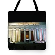 Lincoln Memorial - From Reflecting Pool Tote Bag