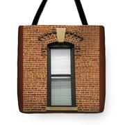 Lincoln Park Window Tote Bag