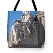 lincoln statue Gettysburg PA Tote Bag