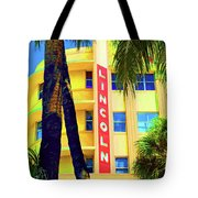 Lincoln Theatre - Sobe Tote Bag