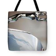 Lincoln V12 Hood Ornament Tote Bag
