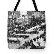 Lincolns Funeral Procession, 1865 Tote Bag