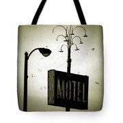 Lincolnwood Motel District Tote Bag