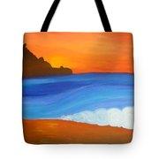 Linda Mar Beach Tote Bag