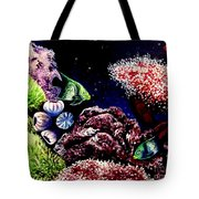Lindsay's Aquarium Tote Bag