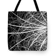 Linear Abstract 2 Tote Bag