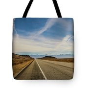 Linear Highlights Tote Bag