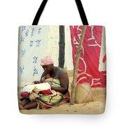 Linen For Sale Madagascar Tote Bag