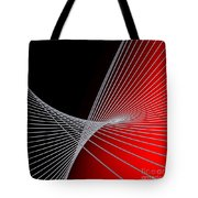 Lines -1- Tote Bag