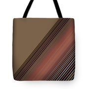 Lines Abstract Tote Bag