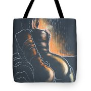 Lines And Curves I Tote Bag