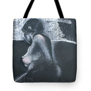 Lines And Curves IIi Tote Bag