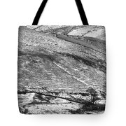 Lines And Landmarks Tote Bag