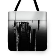 Lines And Shadows Tote Bag