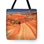 Lines To Magnificence Tote Bag
