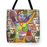L'inesperee Tote Bag