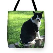 Lingering Lucy Tote Bag