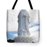 Linh Ung Temple Tote Bag