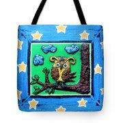 Lint Owl Tote Bag