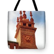 Lion In The Details Tote Bag
