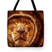 Lion Lady   -1 Tote Bag