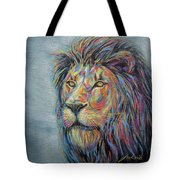 Lion No.3 Tote Bag