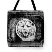 Lion Of Rome Tote Bag