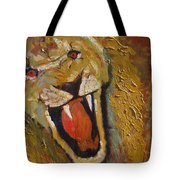 Lion One Tote Bag