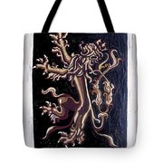 Lion Rampant Tote Bag