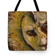 Lion Three Tote Bag