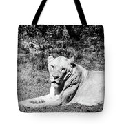 Lionness Tote Bag