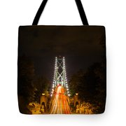Lions Gate Tote Bag