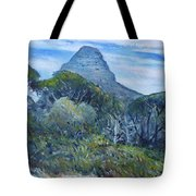 Lions Head Cape Town South Africa 2016 Tote Bag
