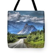 Lion's Head Mountain Tote Bag