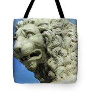 Lions Roar Tote Bag