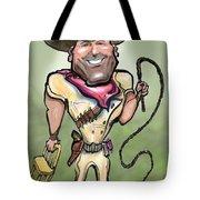 Liontamer Tote Bag