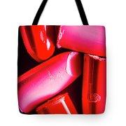 Lipgloss And Letdown Tote Bag